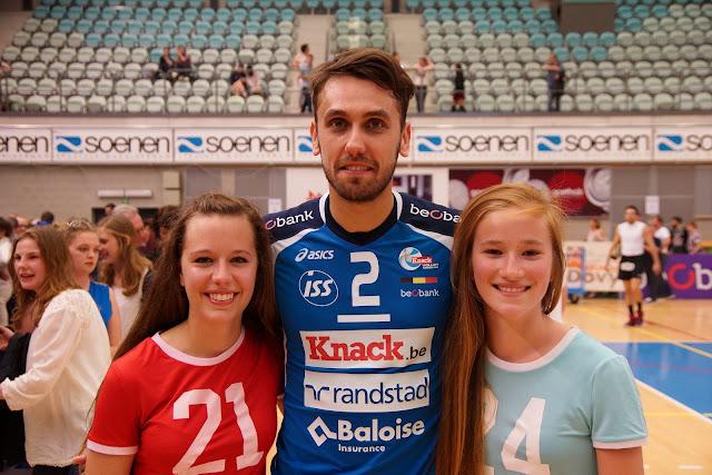 Silja Defrancq, Hendrik Tuerlinckx en Fran Vandevoorde