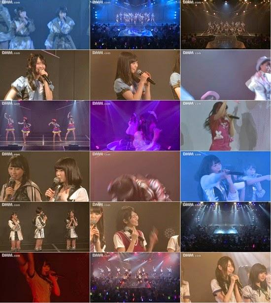 "(LIVE)(公演) HKT48 チームH ""最終ベルが鳴る"" 公演 150330"