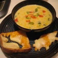 Southwest Corn and Cheese Chowder
