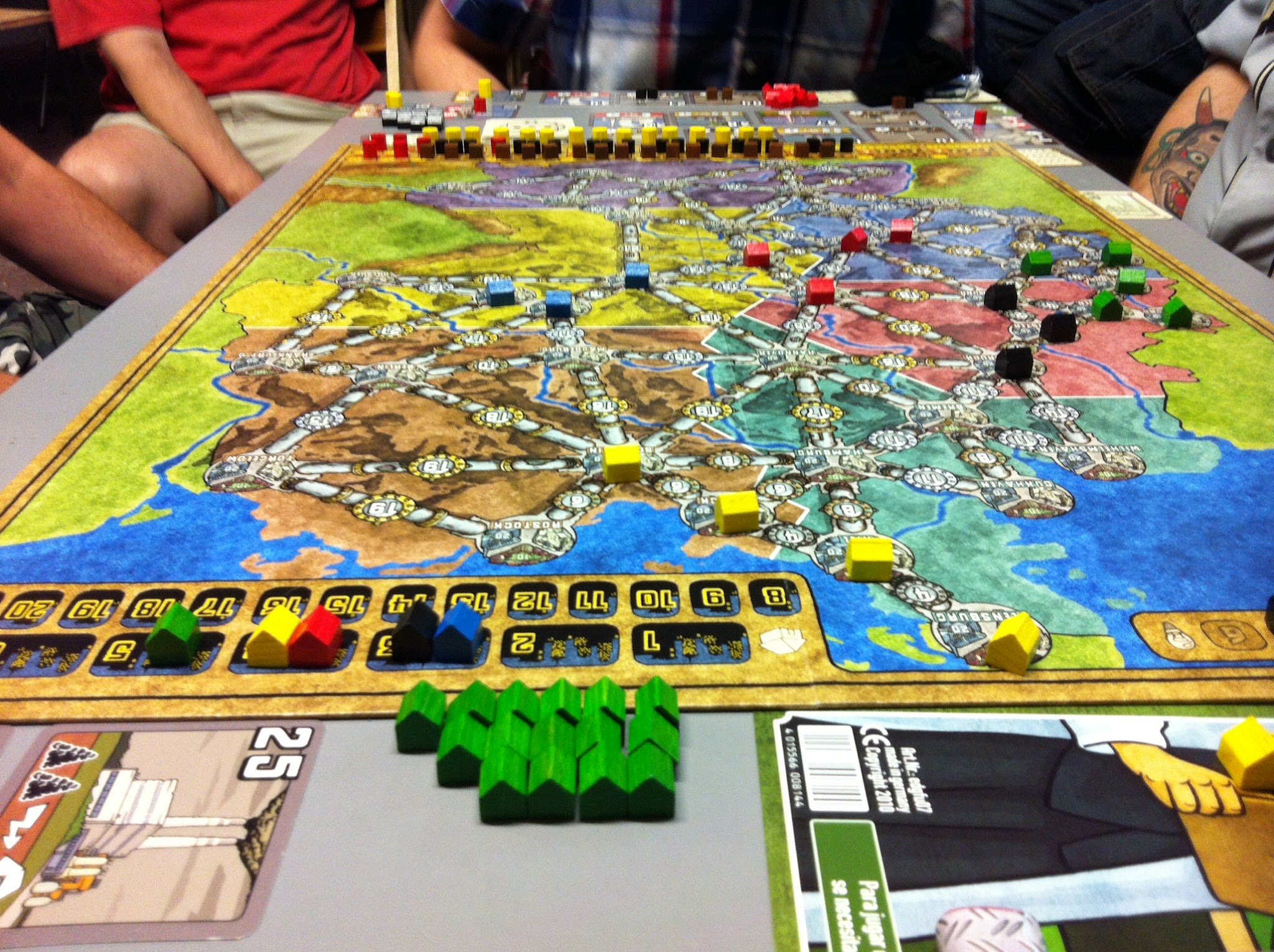 Alta Tensión, Power Grid, Crying Grumpies