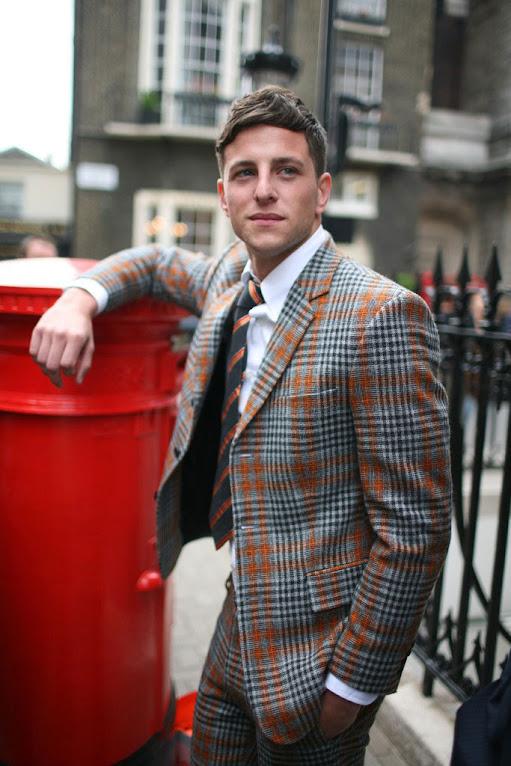 *英國倫敦時裝周場外街拍:攝影師Kuba Dabrowski捕捉街頭英倫紳士! 29