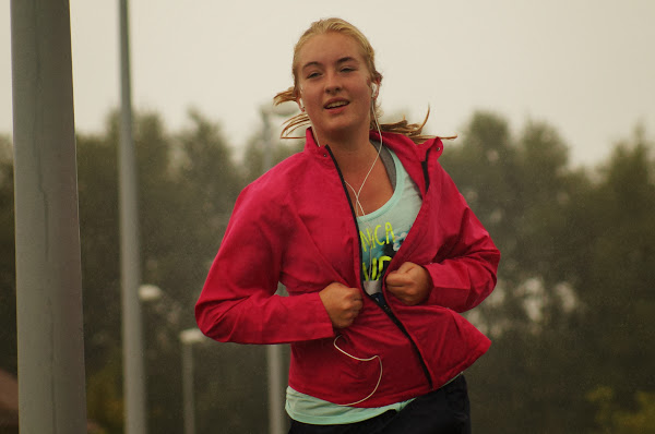 Aude Fieuw - Wervikhove loopt - just for fun