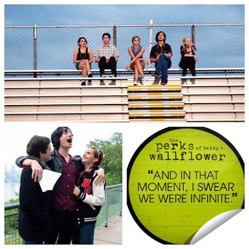 Carly Findlay Perks of Being a Wallflower montage 1