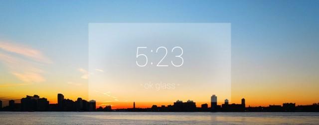 *Google Glass:全新智能聲控視頻! 4