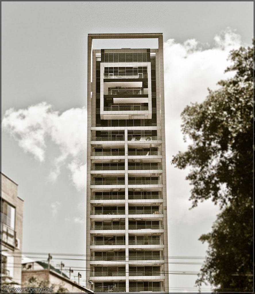 Тель Авив, башня G / תל אביב,מגדל G / Tel Aviv, G Tower