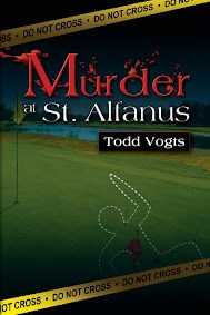 Murder at St Alfanus by Todd Vogts