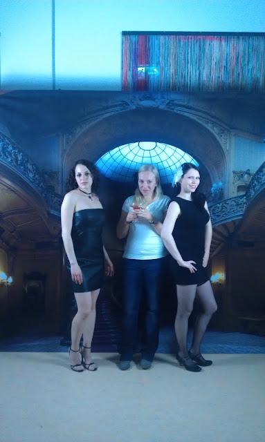Bilder von ein paar der Bondgirls