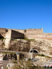 Marseille: Bas Fort St Nicolas