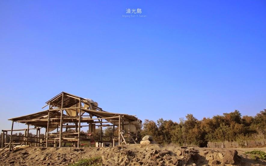 台南安平景點,漁光島-7