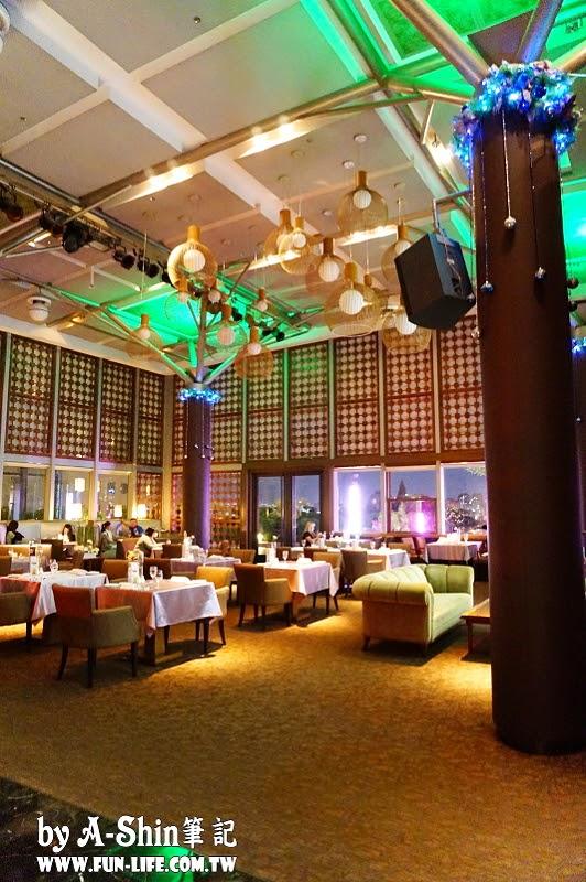 裕元花園酒店映景觀餐廳7