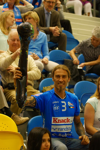 grote Knack Roeselare supporter