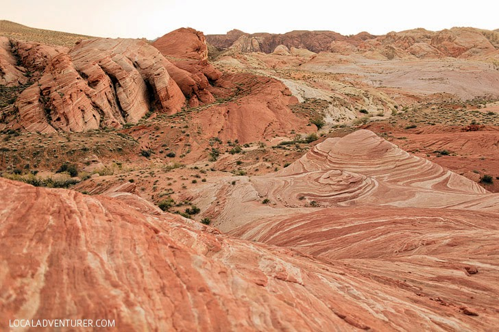 Las Vegas Valley of Fire.