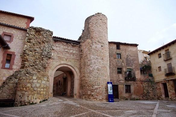 Puerta del Hierro, Sigüenza