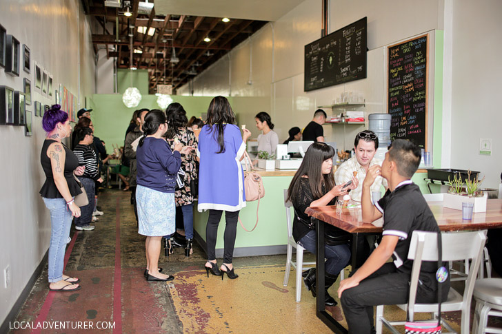 Hammonds Ice Cream Shop San Diego.