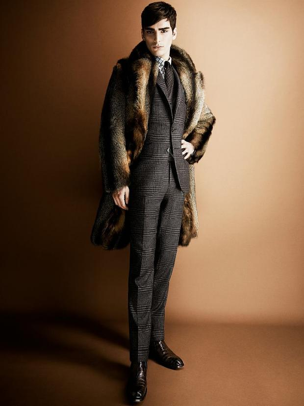 *Tom Ford男性最高指標2013AW形象:展現奢華復古紳士魅力 6