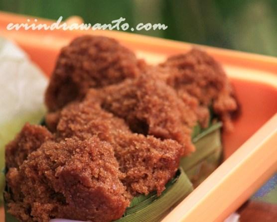 Kue Mangkuk Palm Sugar
