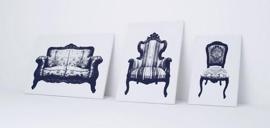 Muebles cuadro.