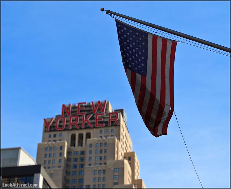 Америка 2.0 / Нью Йорк - На Манхэттэн!