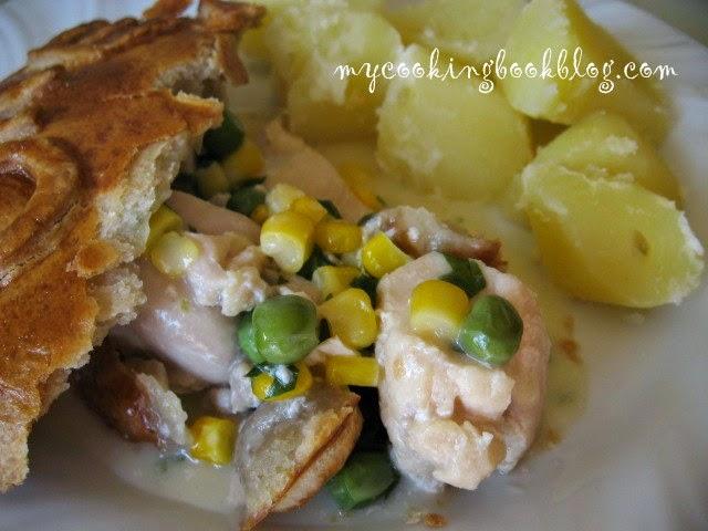 Пилешки (пот) пай (Chicken Pot Pies)