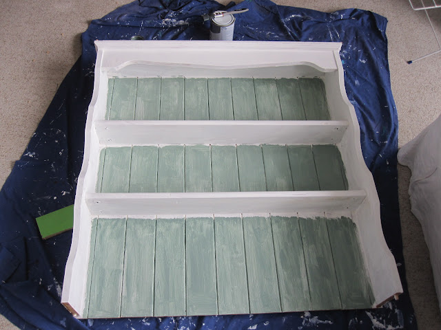Another Piece of Charity-Shop Furniture gets a Revamp (5/6)