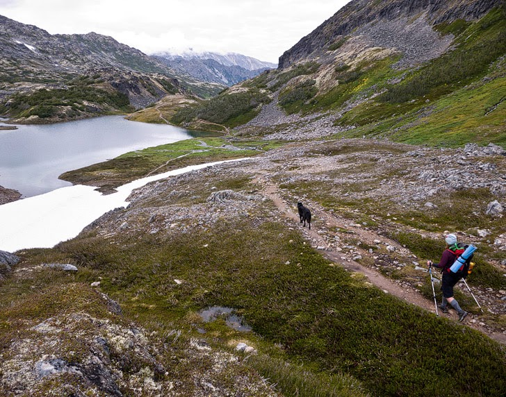 Chilkoot Trail (25 Best Backpacking Trips in the World).