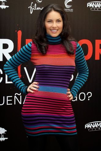 Barbara Mori Weight