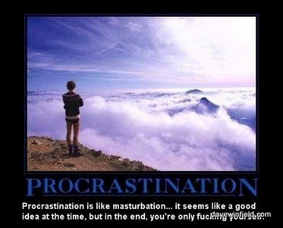 Motivational - Procrastination