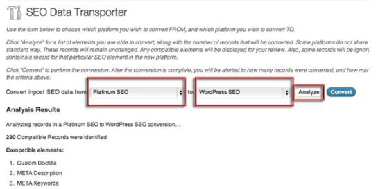 Mengubah Plugin WordPress SEO