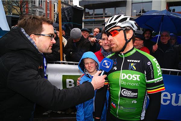 Niko Eeckhout bij Focus-WTV