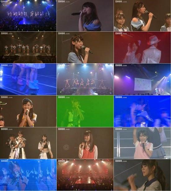 "(LIVE)(公演) HKT48 チームH ""最終ベルが鳴る"" 公演 141127"