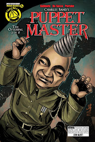Puppet_Master_2_TunnelerColor_Solicit Action Lab Entertainment April 2015 Solicitations