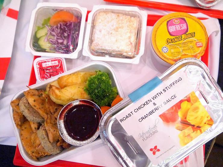 Roast Chicken Premium Meal Set