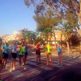 Trotada veraniega (6-Julio-2014)