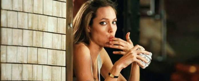 Angelina Jolie en Wanted
