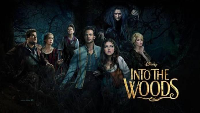"""Anna Kendrick tiene un papel importante en """"Into the Woods"""""""