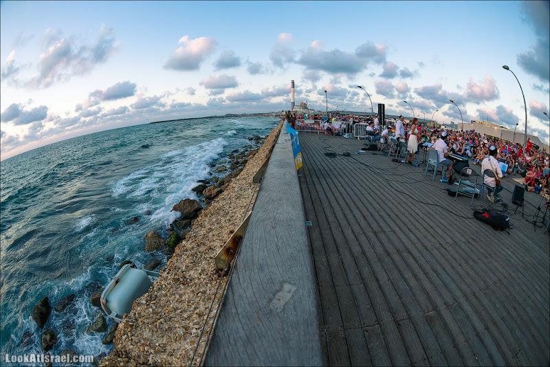 Встреча субботы в Тель Авиве - как это делается