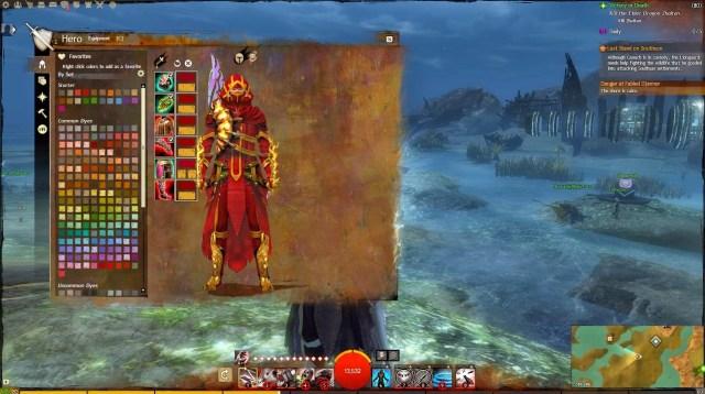 Guild Wars 2 Dyes