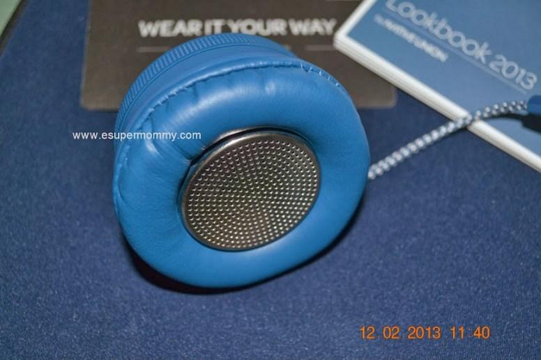 Monocle - speaker, handset, speakerphone