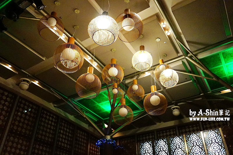 裕元花園酒店映景觀餐廳9