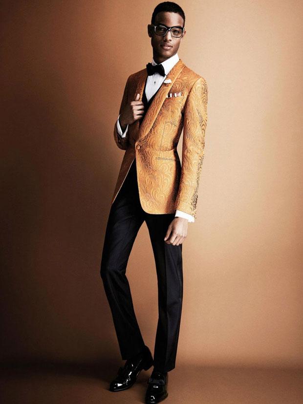 *Tom Ford男性最高指標2013AW形象:展現奢華復古紳士魅力 3
