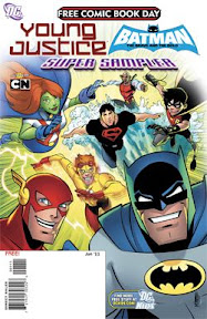 STK435693 Free Comic Book Day 2011: DC Comics
