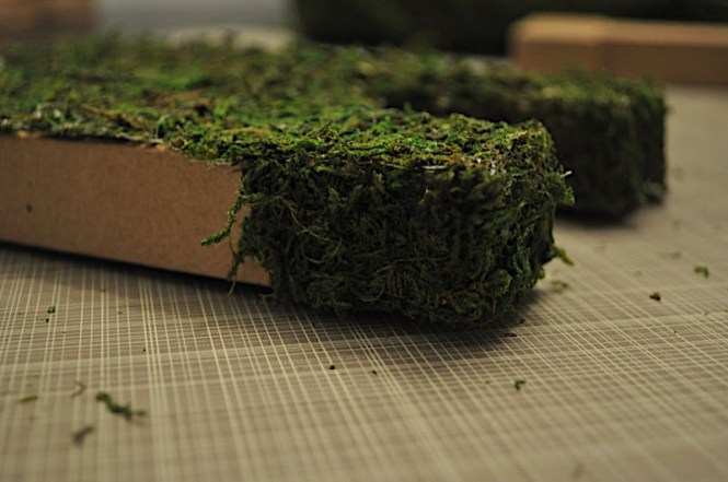 Splendid Design Inspiration Moss Covered Letters 5