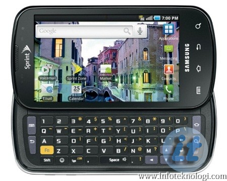 Handphone Samsung ber-OS Android