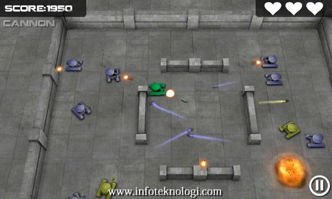 Download gratis game Tank Hero