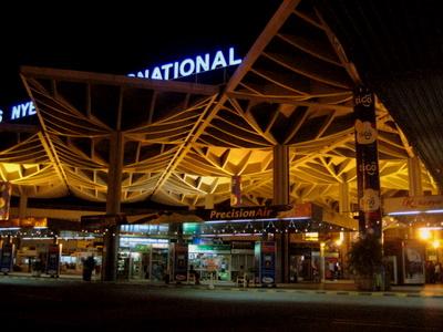 Dar Es Salam Airport
