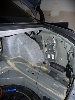DIY Amp Wire (and backseat removal)  AcuraZine  Acura