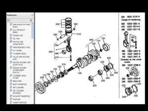 KUBOTA L295 DT L295DT PARTS MANUALs 220pg for Diesel Tractor Parts List Service Auction, For