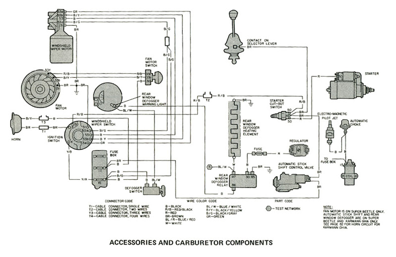 74 Vw Bus Wiring Diagram on Volkswagen Fox