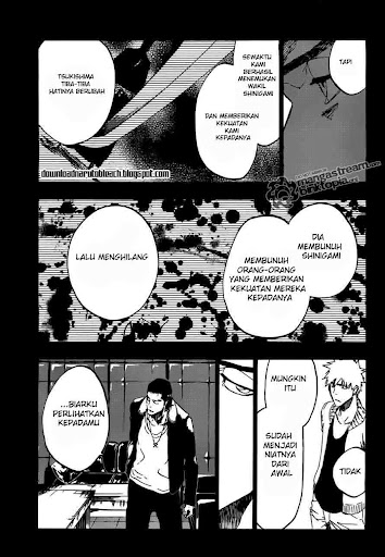 Bleach 441 page 7