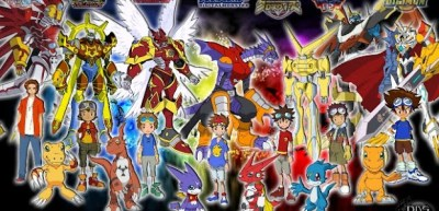 Digimon Movie 1 - 7 Sub Indo